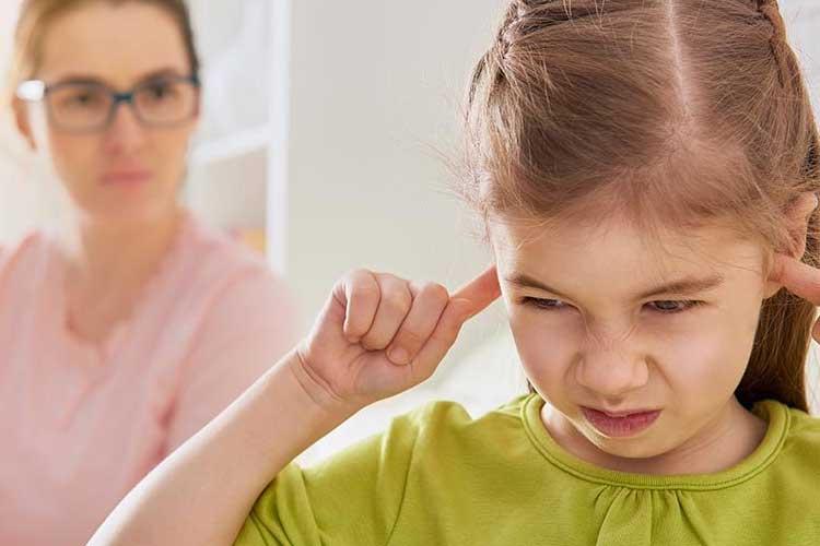 اختلالات نافرمانی مقابله ای از جمله اختلالات رفتاری است.