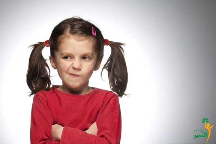 معرفی اختلال نافرمانی کودکان