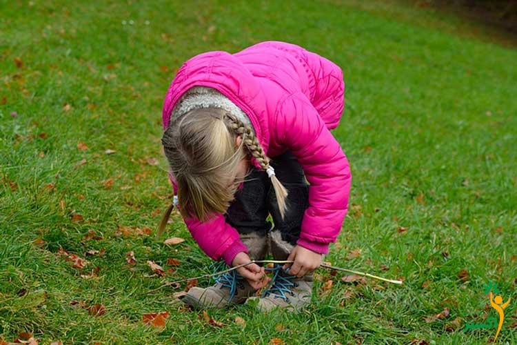 روش ایجاد استقلال در کودکان