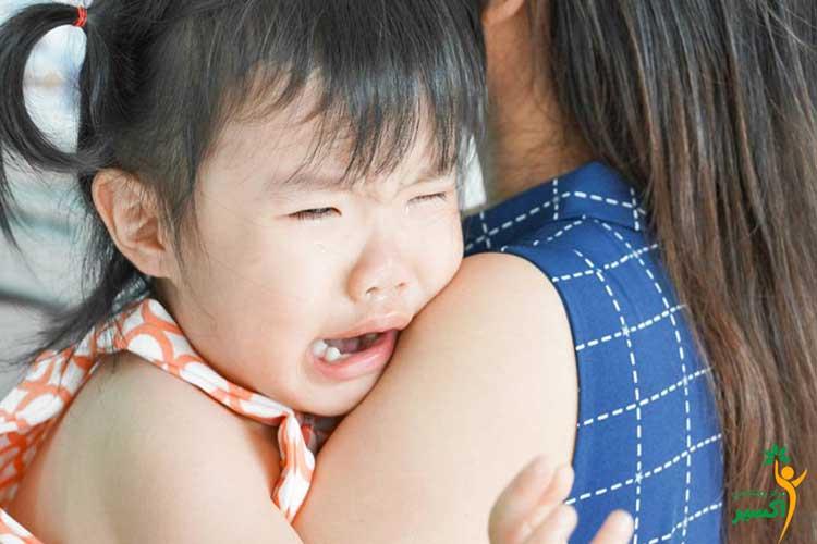 مقابله با کودکان وابسته
