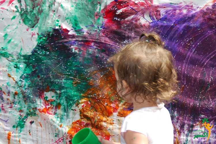 تفسیر نقاشی در کودکان