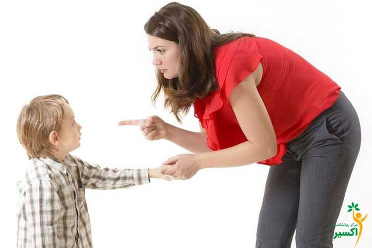 سبک های فرزندپروری والدین
