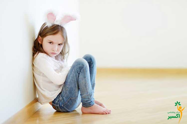 ابراز عقیده و نه گفتن در کودکان