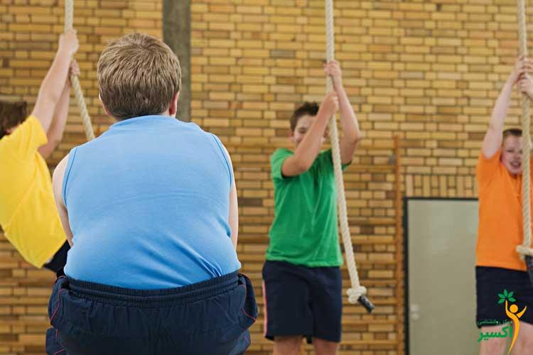 روش کمک به نوجوان دارای اضافه وزن