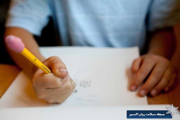 نوشتن ترس ها برای شناخت بهتر آنها