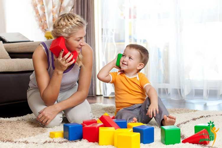 علائم نیاز به گفتاردرمانی کودکان