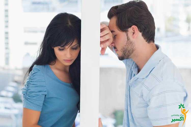 برخورد با همسر خیانت کار