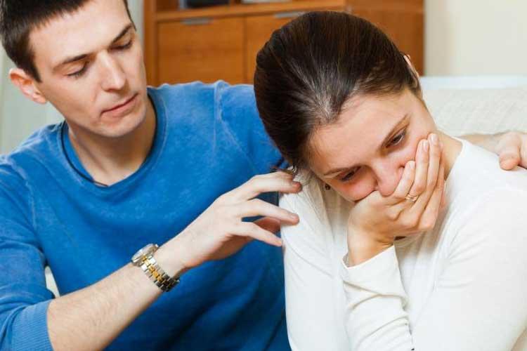 همیاری کردن در مشکلات در رابطه عاطفی