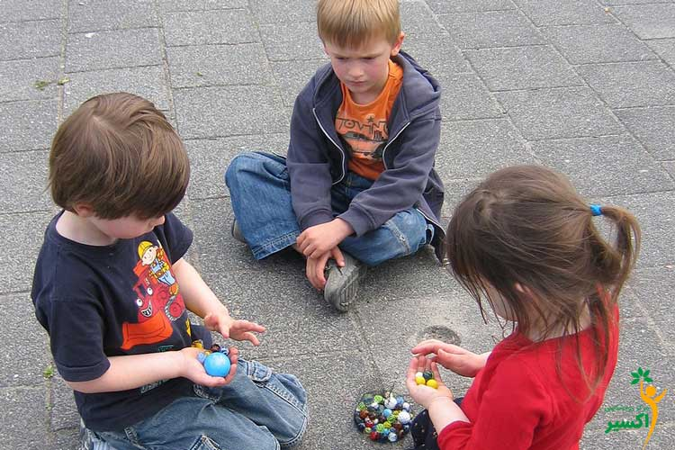 هویت اجتماعی در کودکان