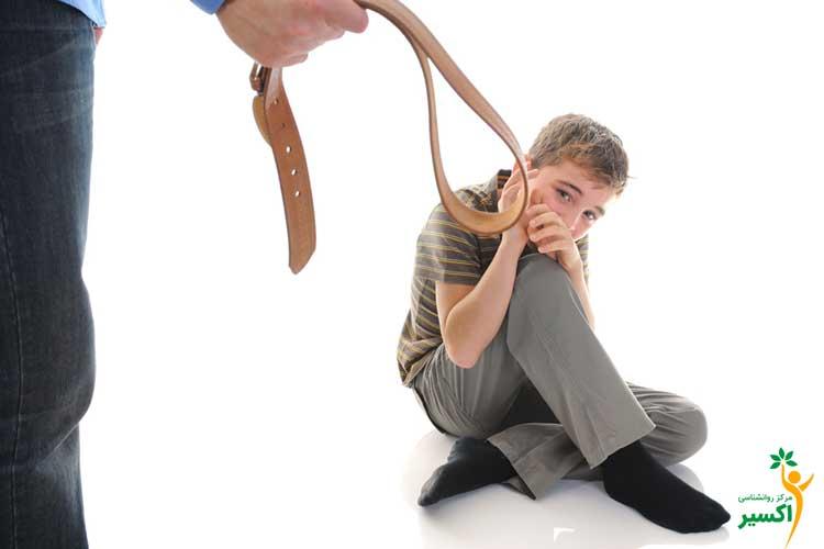 نقش مهم والدین در پرخاشگری کودک