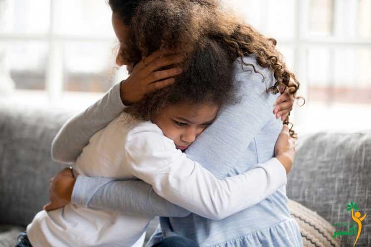 نحوه مدیریت استرس کودکان توسط والدین