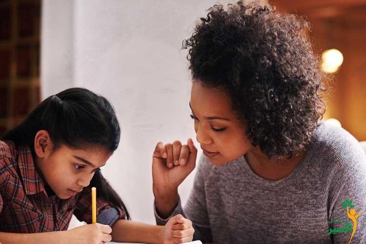 تدریس به کودکان دیرآموز