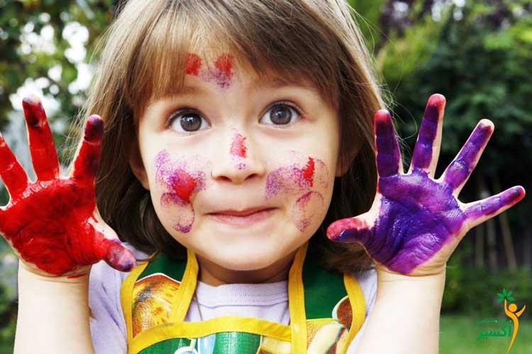 دلیل اهمیت پرورش خلاقیت کودکان