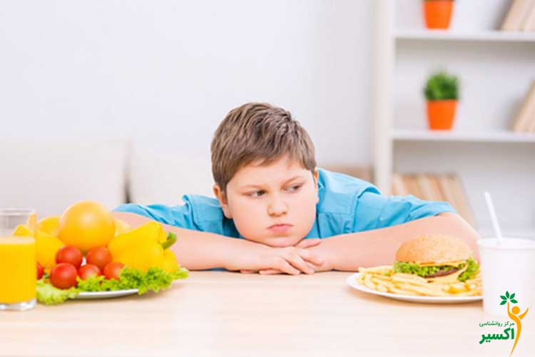 اثرات منفی گفتن چاق به کودکان