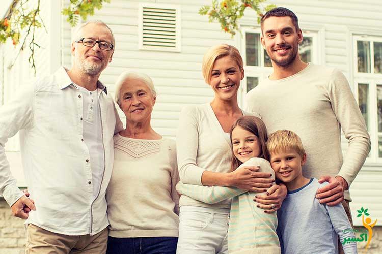 خانواده چند نسلی