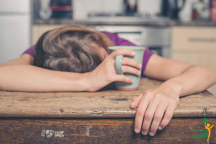 شیوه کاهش احساس خستگی