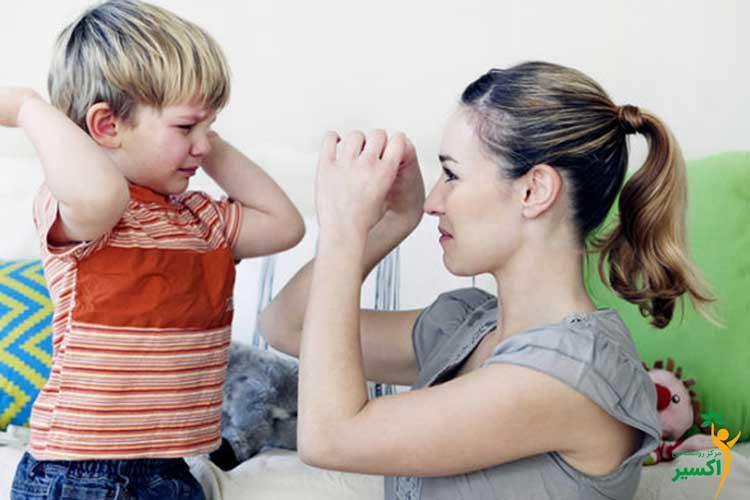 درمان کتک کاری کودکان