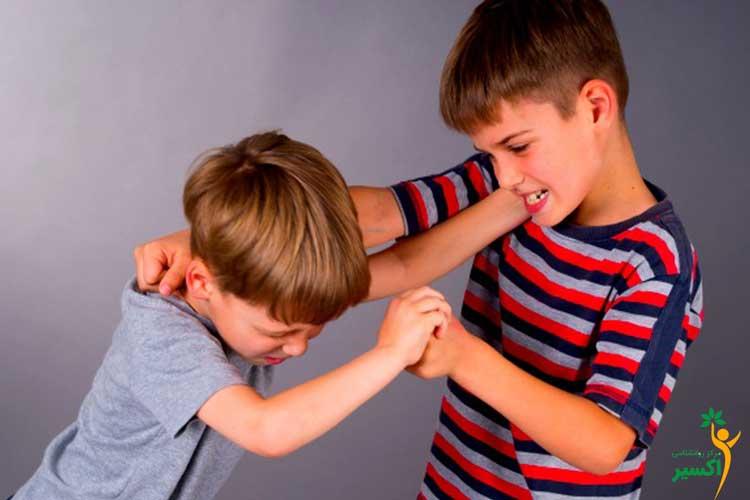 علل کتک کاری کودکان