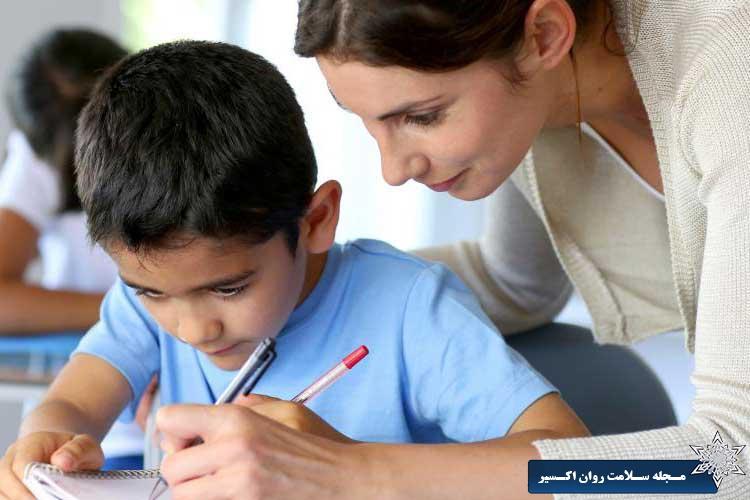 آموزش دادن به کودکان با اختلال یادگیری