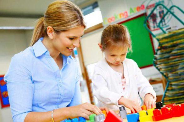 آموزش به کودکان LD