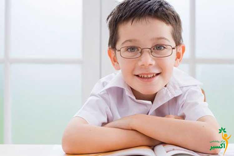 بررسی ویژگی کودکان دیرآموز