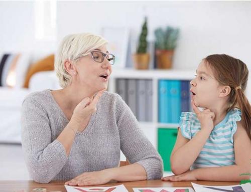 کودکان مبتلا به لکنت زبان