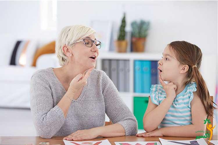 ویژگی کودکان مبتلا به لکنت زبان