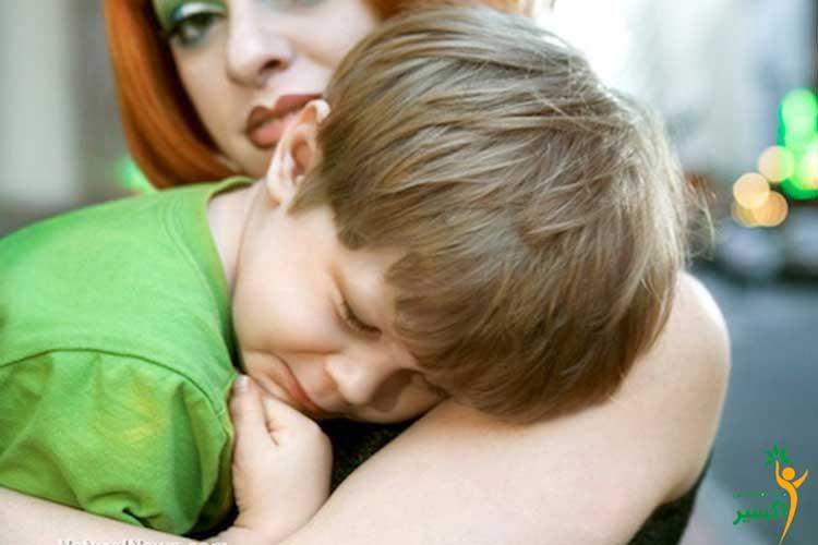 جداکردن کودکان وابسته