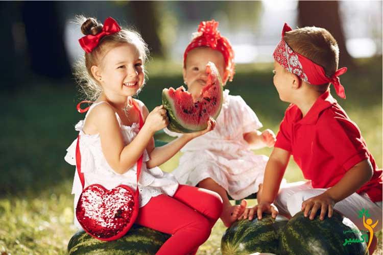 روش داشتن کودک سالم و باهوش