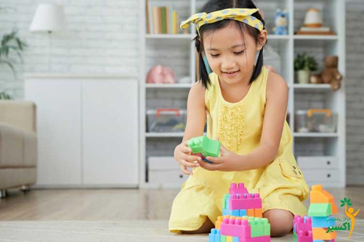 تاثیرات کیفیت بازی کردن کودکان