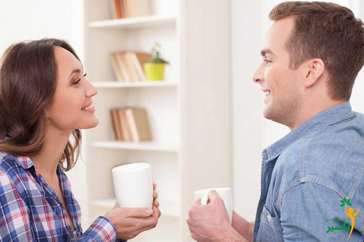 رعایت نکات گفتگو