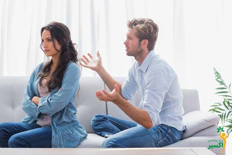 شیوه گوش دادن به حرف همسر