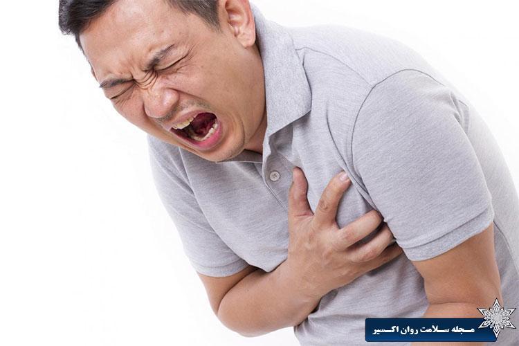 عوامل روانی در بیماری های قلبی