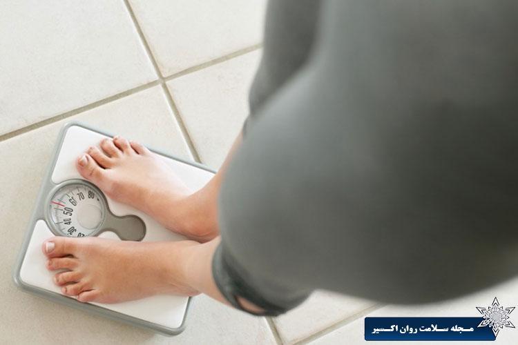 رژیم تثبیت کننده لاغری
