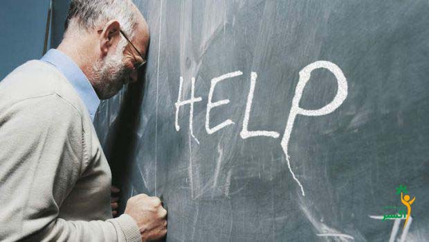 سرایت استرس دانش آموزان و معلمان به یکدیگر و فرسودگی شغلی معلمان