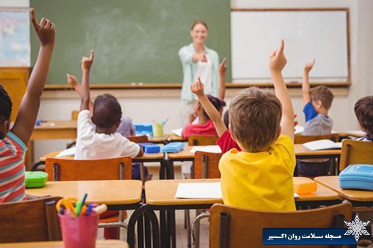روانکاوی آموزش و تربیت