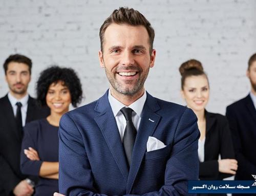 ویژگی نفوذ در بین رهبران سازمانی