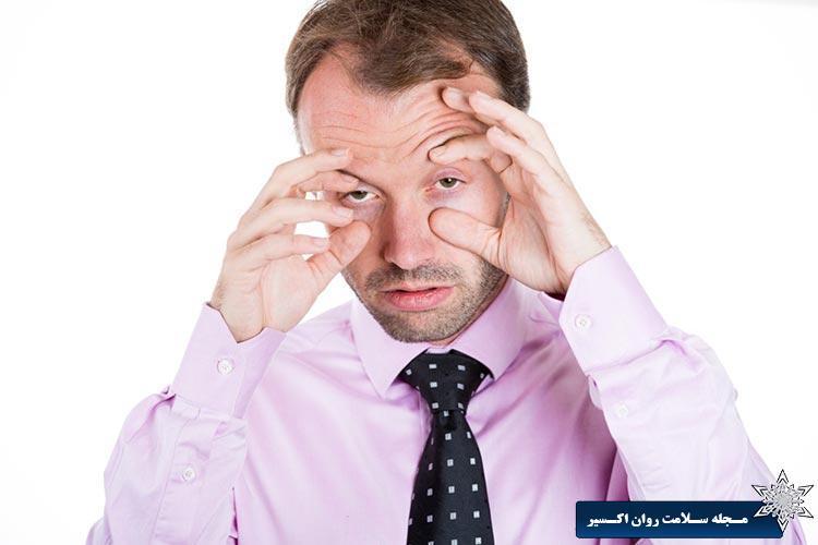 تاثیرات محرومیت از خواب بر چهره و صورت