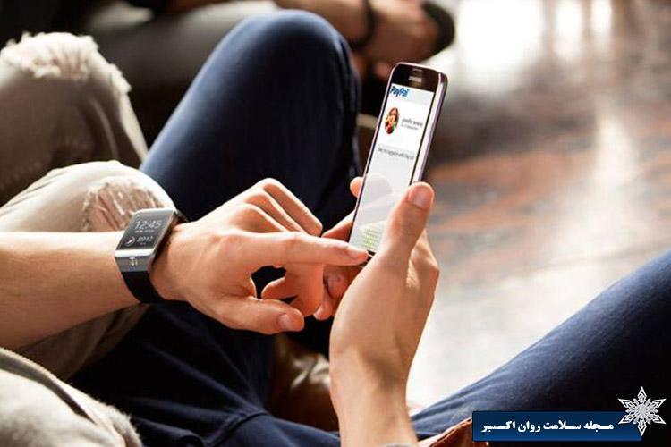 تاثیر شبکه های اجتماعی بر خانواده