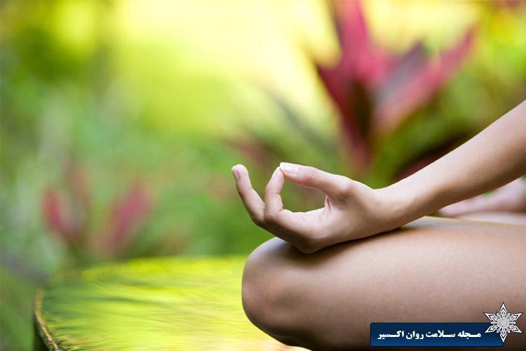 سلامت ذهنی و فیزیکی با یوگا