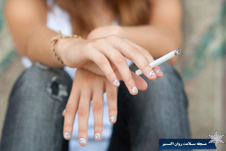 ارتباط اختلالات خوردن و سوء مصرف مواد