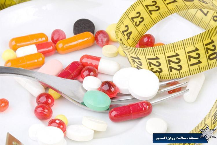 سو مصرف مواد و اختلال خوردن
