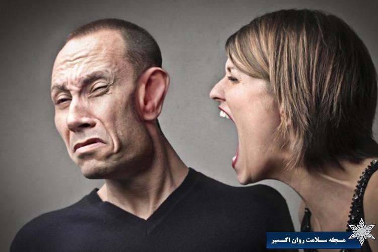 افرادی كه به سرعت و به شدت خشمگین می شوند