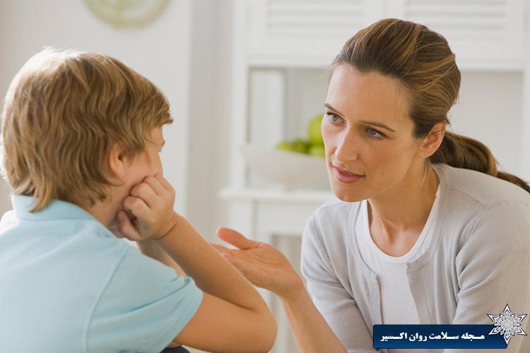 رازدار بودن والدین در برخورد با دروغ