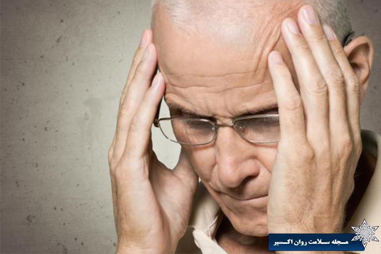 كند شدن پردازش شناختی در افراد مسن