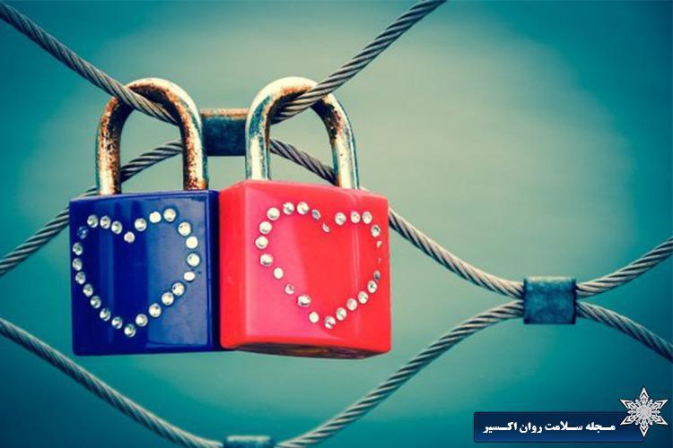 اعمال کنترل در عشق