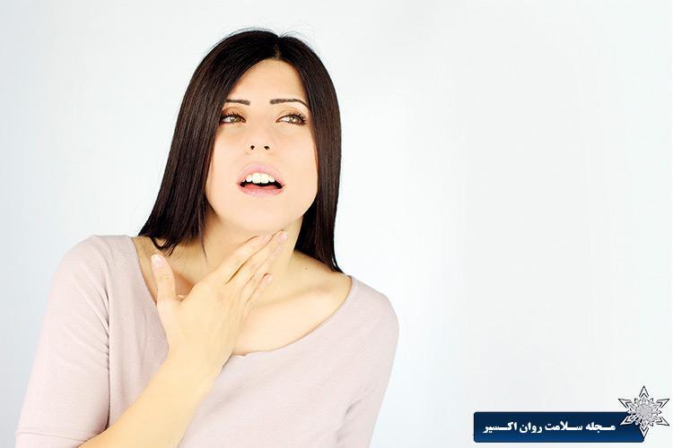 درمان گرفتگی صدا