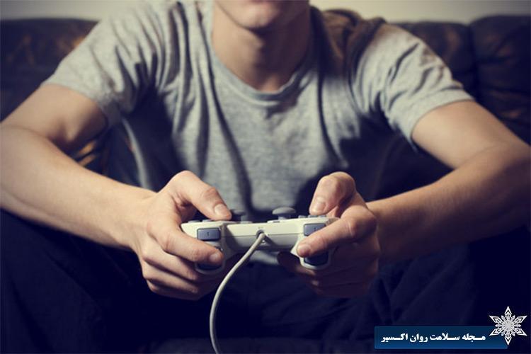 بازی های ویدئویی باعث هماهنگی دست و چشم می شود