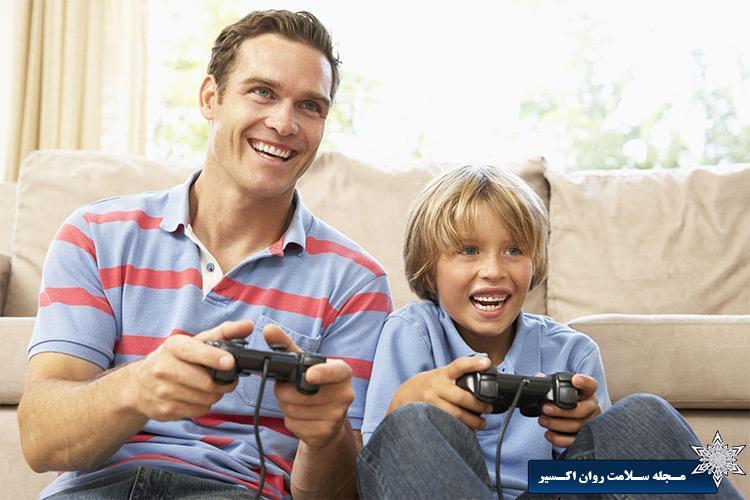 بازی های ویدئویی و اجتماعی شدن
