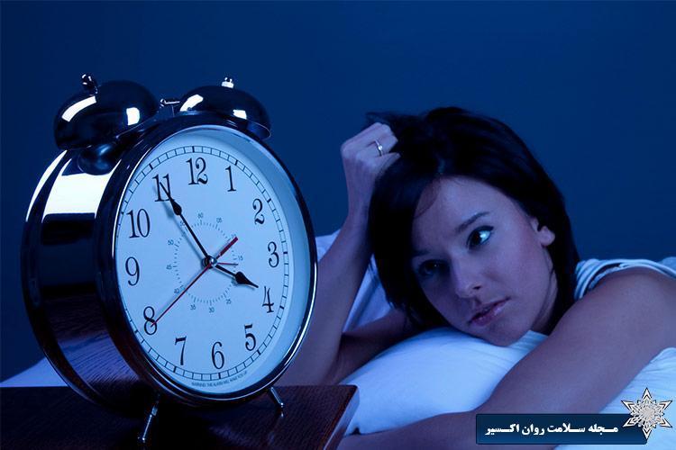 سعی نکنید به زور به خواب بروید